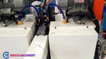 Doppelkopf-Automatische Fasenmaschine, Stahlrohr-Doppelseitige Fasenmaschine