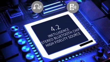 Lecteur MP4 avec Bluetooth haut-parleur intégré Touche Lecture vidéo de radio FM de E-book hi-fi MP 4 Lecteur de musique en métal