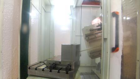 NCS-1300 3-assige CNC-boormachine voor zwaar gebruik
