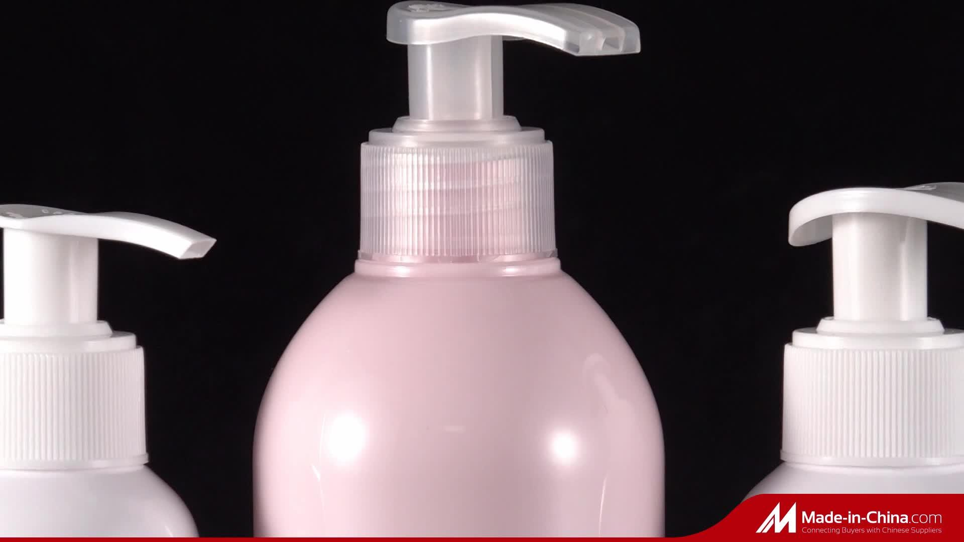 24/410 el plástico de izquierda a derecha Dispensador para jabón líquido