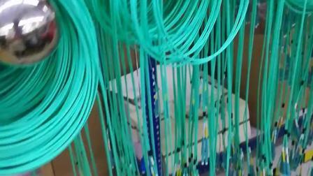 1m LC блок защиты и коммутации для LC Upc дуплекс 2.0mm LSZH 10g Om3 многомодовый оптоволоконный кабель