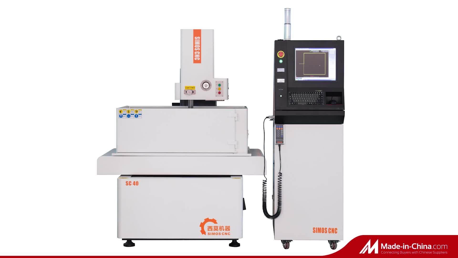 De Draad van het molybdeen, Draad die Automactic CNC Draad inpassen die Machine EDM snijden