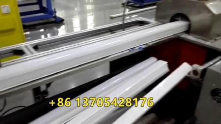 Twee kleuren LED-lichtdiffusor-machine / productielijn