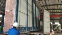 De baja potencia de 2 capas de vidrio laminado de la máquina para uso arquitectónico.