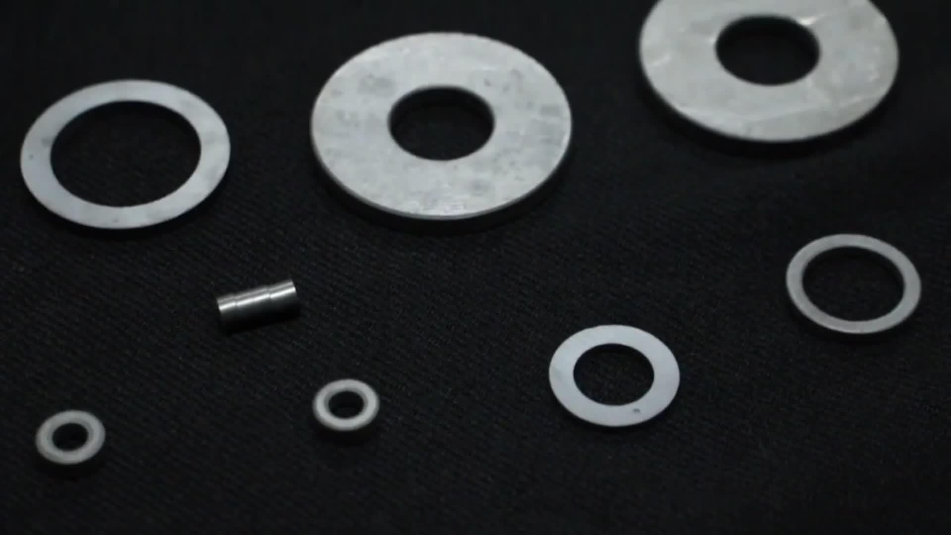 Высокой энергии ферритовый магнит кольцо