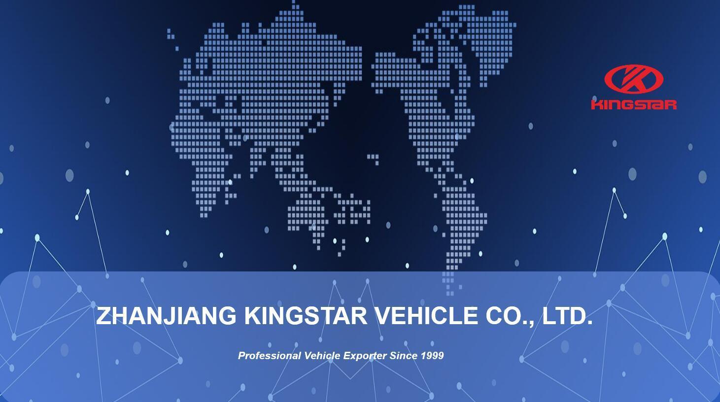 Carreta Venta caliente Snack coche KINGSTAR