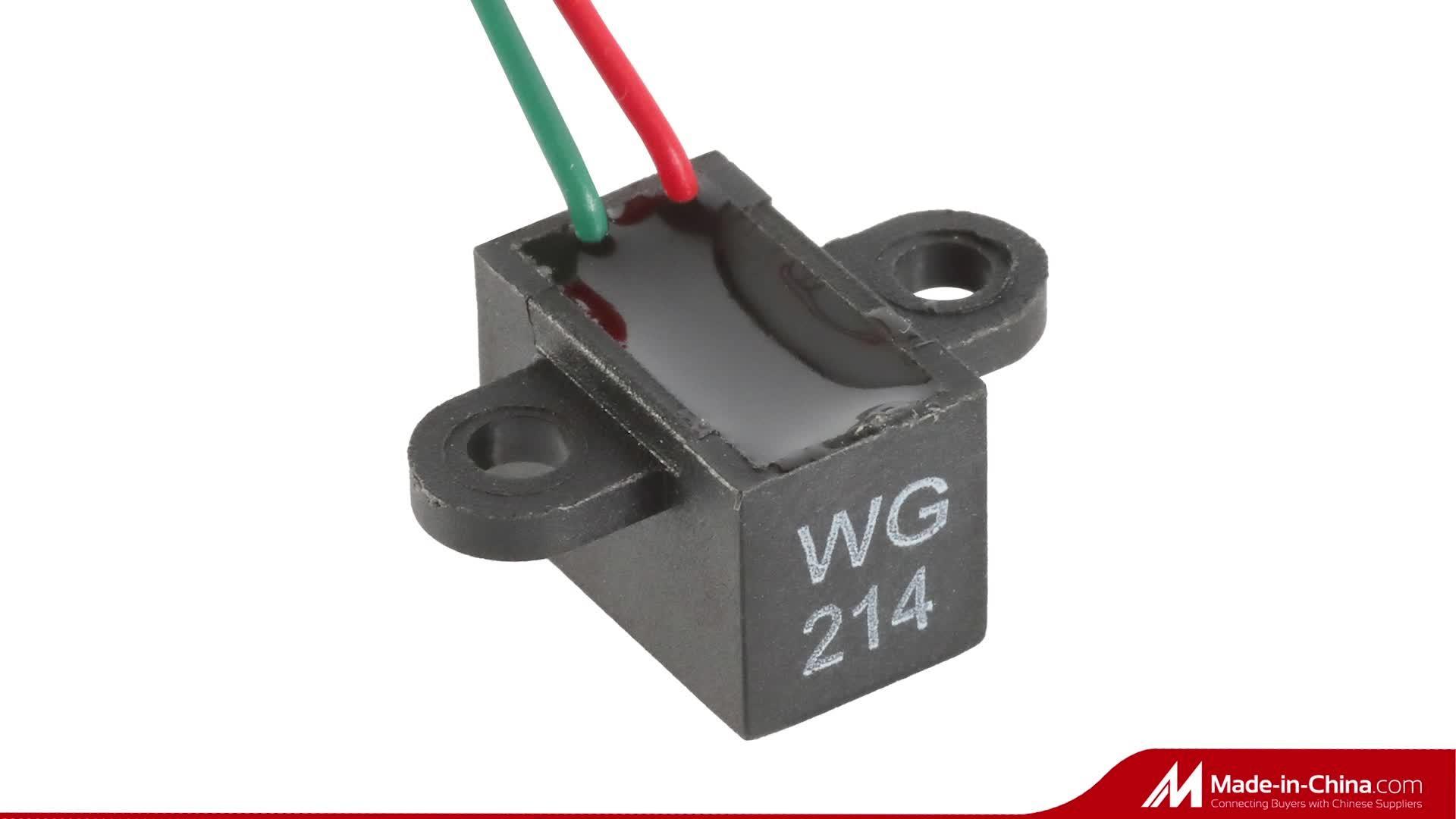 물 측정기 센서, 가스 측정기, 무선 효과 센서, 제로 전원 자기 센서(WG112)