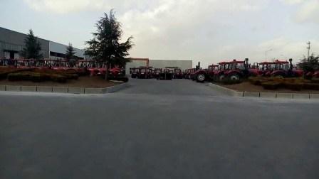 China Yto Mini/Small/grande/Diesel/Jardines/Maquinaria Agrícola Tractores Agrícolas de la rueda