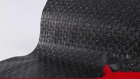 Il cuoio del PVC impresso scintillio per la decorazione ed insacca il cuoio sintetico del campione libero di 0.8mm per il servizio dell'Algeria