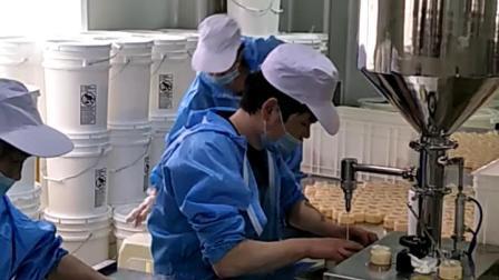 [بتروليوم جلّي] [فيلّينغ مشن] [بيسوس] فازلين مستحضر تجميل [فيلّينغ مشن] مع تدفئة ويمزج