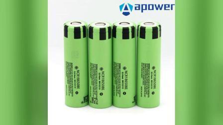 La batería original NCR 18650ser Li-ion 3.7V 3200mAh