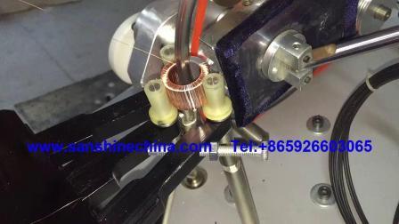 Programmierbare Präzise Automatische Toroid-Wicklungsmaschine