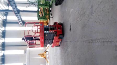 高品質中国供給 6-14m シザーリフト自走式スカウソール リフト