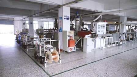300 / 500V 2 * 0.75 2 * 1.0 2 * 1.5 원형 PVC 전자 케이블