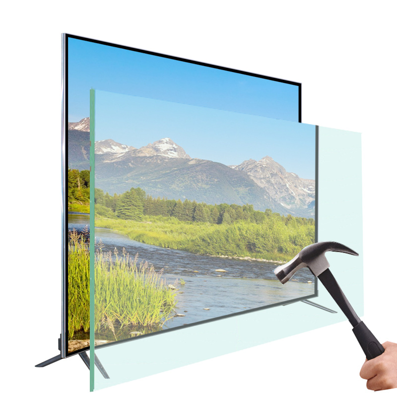 Design Hotel TV 86 LED-Bildschirm Werbung Display