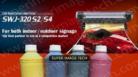 Farbtinten für HP Designjet 5000/5500 (SI-MS-WD2606#)