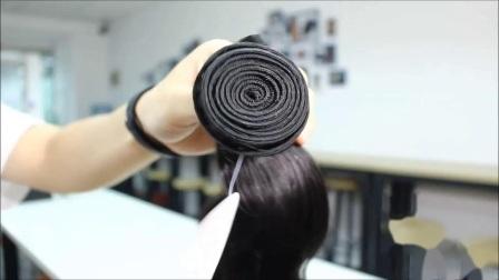 オリジナルのブラジル人の毛延長ボディウェーブの毛は weaves