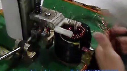Halbautomatische Toroid-Spule Wicklungsmaschine (SS200)