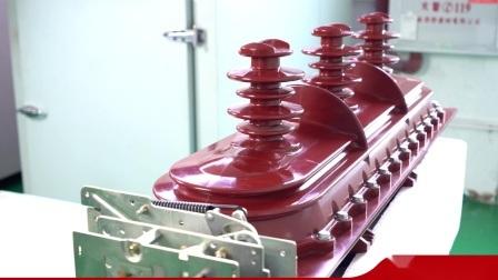 Производитель 36кв высокого напряжения 630A SF6 Переключатель разрыва нагрузки для установки внутри помещений