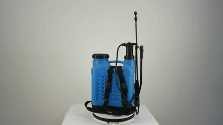 16L'agriculture manuel de sac à dos Sac à dos de la pression du pulvérisateur à main (SX-LK16U-A)