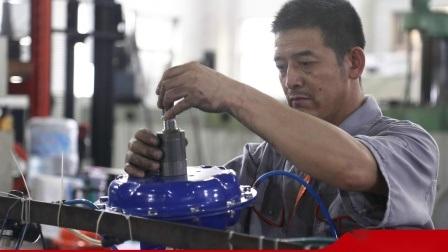 Válvula de control de alta temperatura de neumáticos