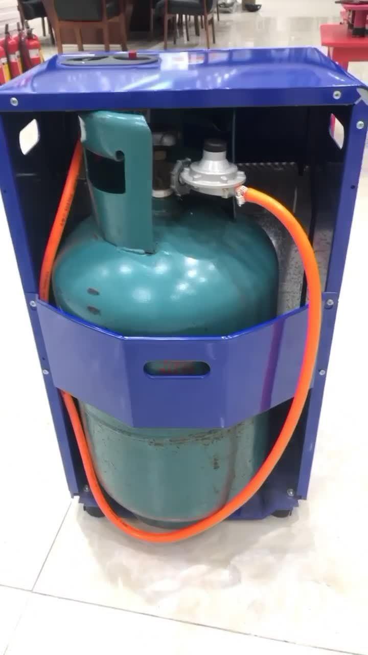 De infrarode Ceramische Vrije Bevindende Verwarmer van het Gas van de Woonkamer 4.2kw