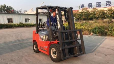 Snsc 2.5ton Diesel Forklift to Philippines (ディーゼルフォークリフト、フィリピン向け