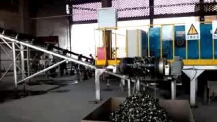 China El Reciclaje Automático Línea De La Chatarra De Acero Para Separar El Cobre Aluminio Y Hierro Comprar Máquina De Reciclaje En Es Made In China Com