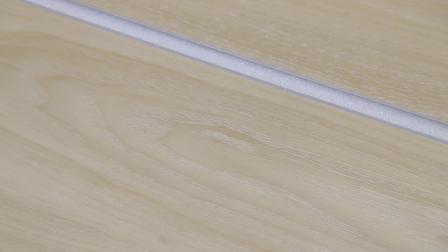 Ignifugo impermeabile resistente all'usura non antiscivolo isolamento acustico plastica LVT Plank Home Decorazione SPC PVC pavimenti in vinile