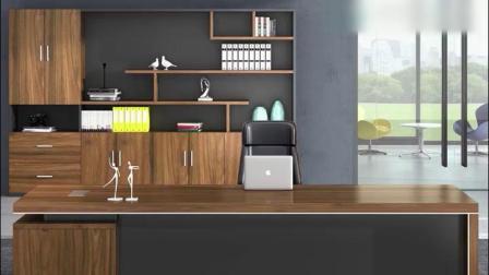 Mobilia moderna di legno del Ministero degli Interni del salone del banco cinese dell'hotel