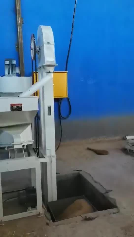 15t/d Полный комбинированных рисообдирочная машина фрезерный станок