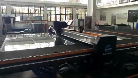 Cristal del parabrisas de vehículos de locomotora de tren de tránsito