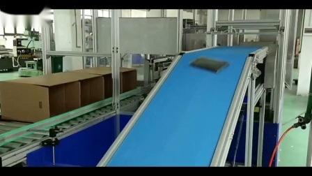 Boîte de dialogue Auto Corrguted ériger de carton de bandes automatique de la machine de formage de cas de la machine d'étanchéité