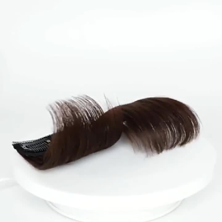 BB Clip eendelig kussen Haarstuk 15 cm.
