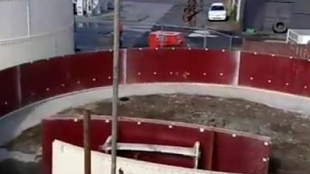 Boulon de silo de Ciment de connexion personnalisée