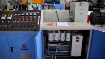 Barato preço Fabricante Pet totalmente automático de alimentação / Alça a linha de produção de PP máquina extrusora