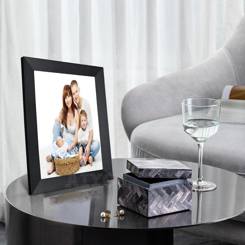 APP Frameo Bastidor de 10,1 pulgadas con pantalla táctil compartir fotos, vídeos de 15 años de la fábrica OEM Marcos de fotos digital WiFi