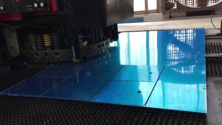 Aluminium Edelstahl Eectronic Leiterplattengehäuse kundenspezifische Blechprägekästen Metallgehäuse
