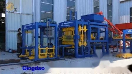 Qt8-15 caler la machine complètement automatique machine à fabriquer des briques Liste de prix