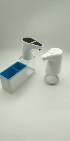 Erogatore di sapone liquido senza contatto Jm0177A-Jm807 da 350 ml