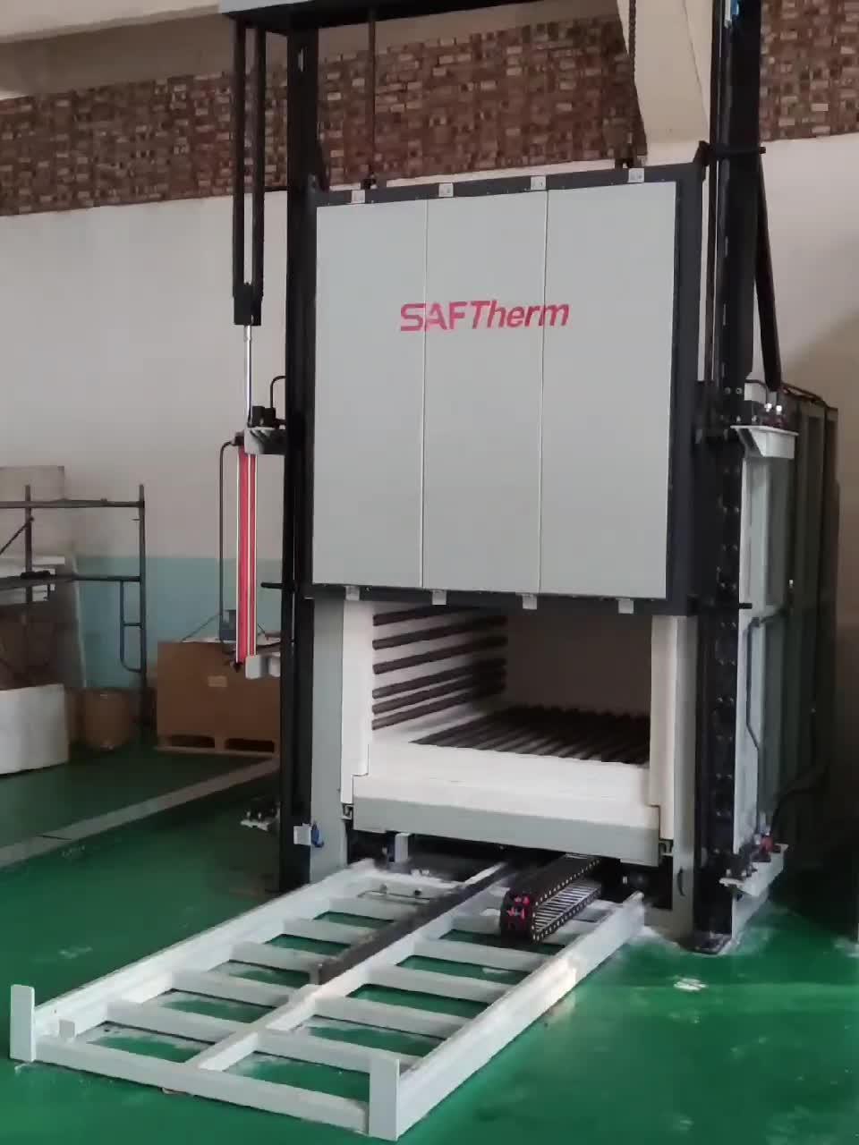 新スタイル産業用電気熱処理炉