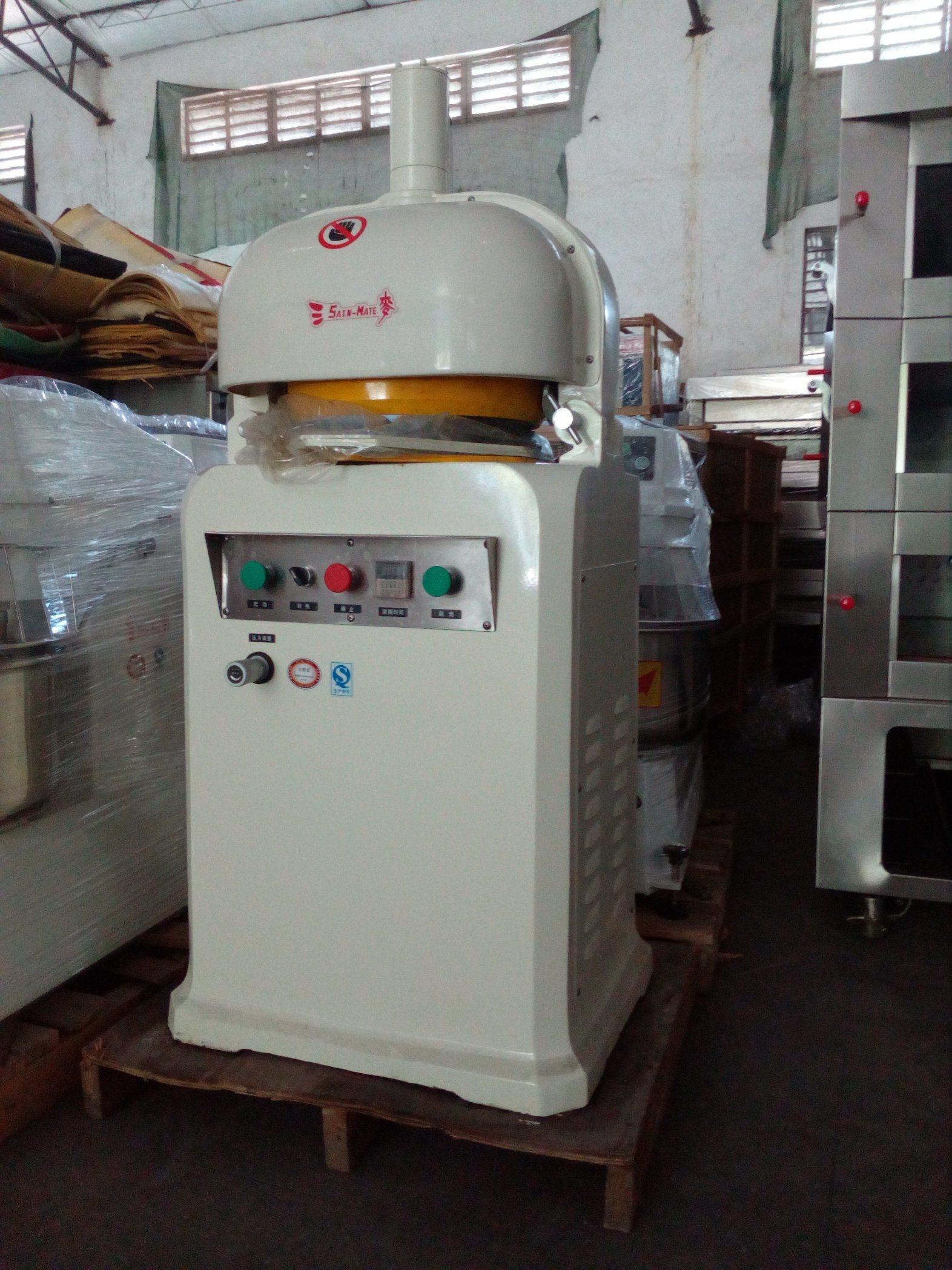 Machine de découpe du séparateur de pâte 30-36PC préparation automatique de balles de pain rond Machine