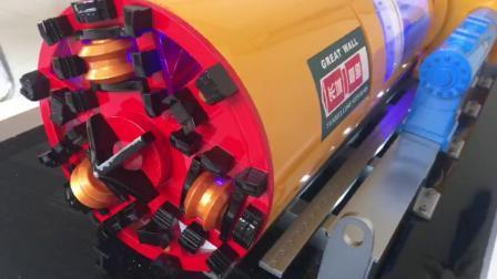 Wd600 de Kleine MiniMachine van het Opkrikken van de Pijp van Boring Machine Microtunnel