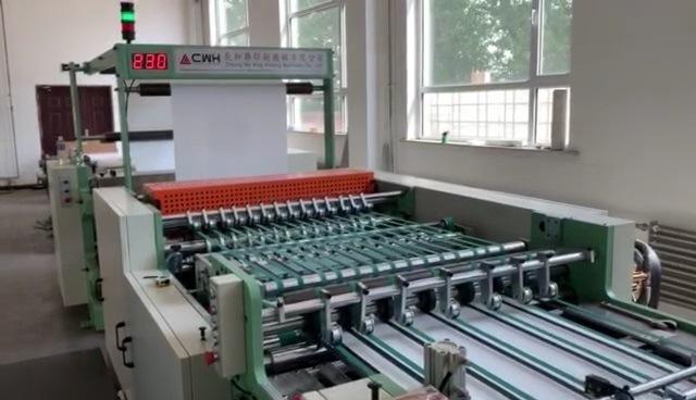 Exercício de alta velocidade de endereços e de impressão flexográfica Máquina