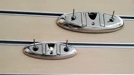 ボートまたはヨットのための海洋のステンレス鋼316のクリート