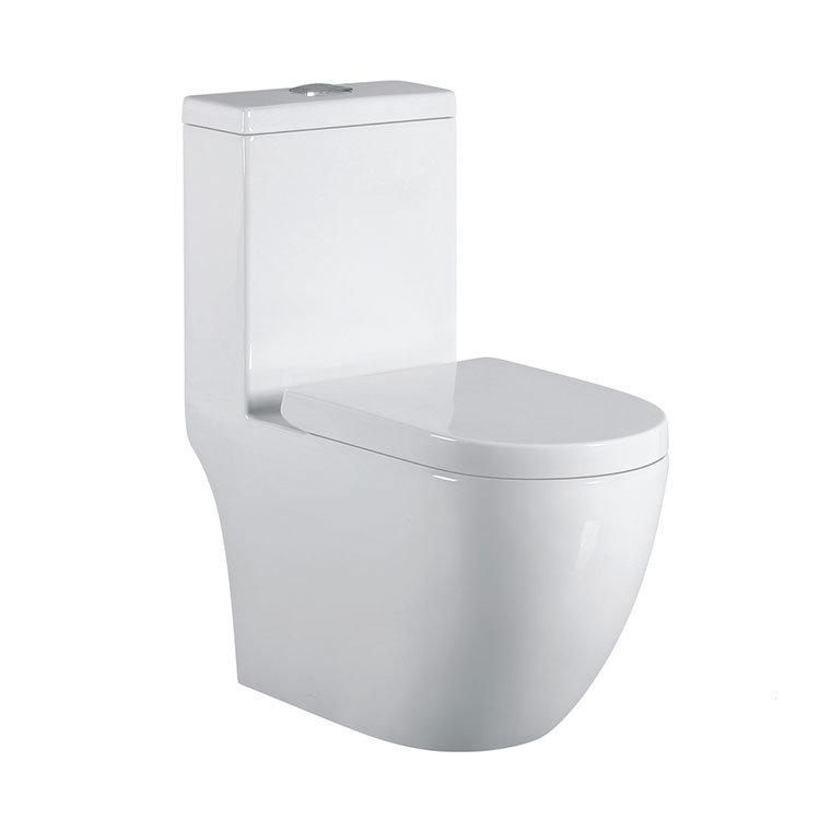Nieuwe types uit één stuk toiletkeramiek badkamersanitair voor Groothandel en hotel