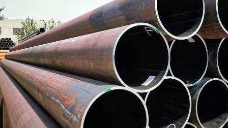 API 5L X70 X65 X60 X52 LSAW 관 3PE 의 말뚝박기 공사에 사용되는 대직경 LSAW 탄소 강관