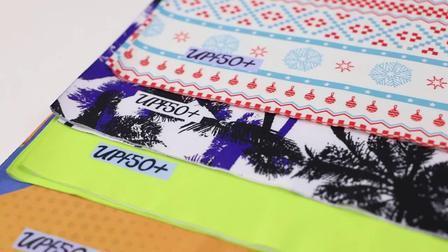 El verano de moda mayorista transpirable anti-polvo Mascarilla impreso personalizado multifuncional Bandana