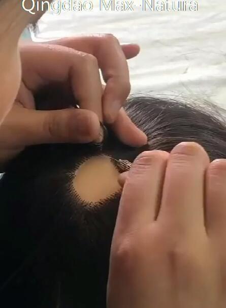 Alle Swiss Lace Natural Looking Herren Haarteile