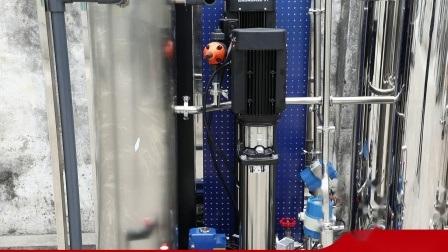10 Bed Chemische desinfectie Bloeddoorlaatbare behandelingsapparatuur Waterbehandeling Apparatuur voor het ziekenhuis